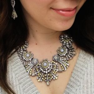City of Light Statement Necklace